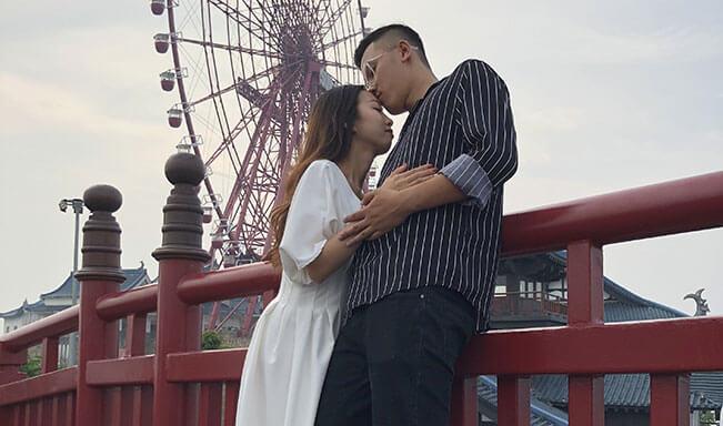 Hoàng Anh & Kiều Trang